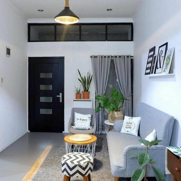 Dekorasi Ruang Tamu Kecil Yang Menginspirasi