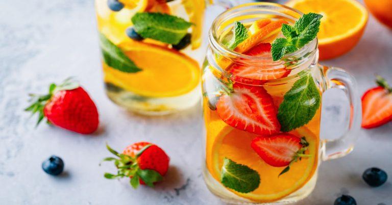 Jenis Minuman Diet Penurun Berat Badan Untuk Turunkan BB Secepat Kilat