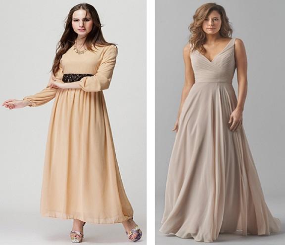 Model Baju Long Dress Sebuah Fashion Item Untuk Berbagai Suasana